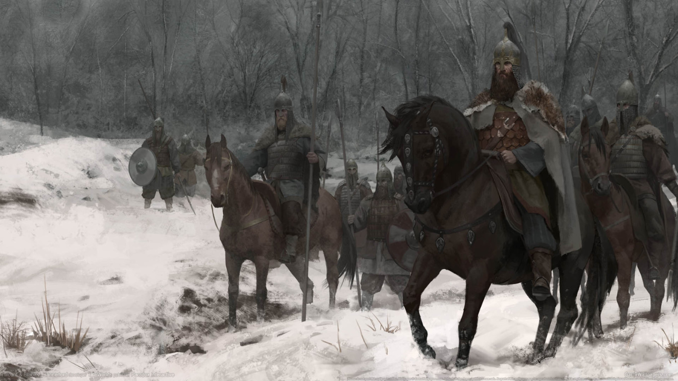 Sturgian Troops